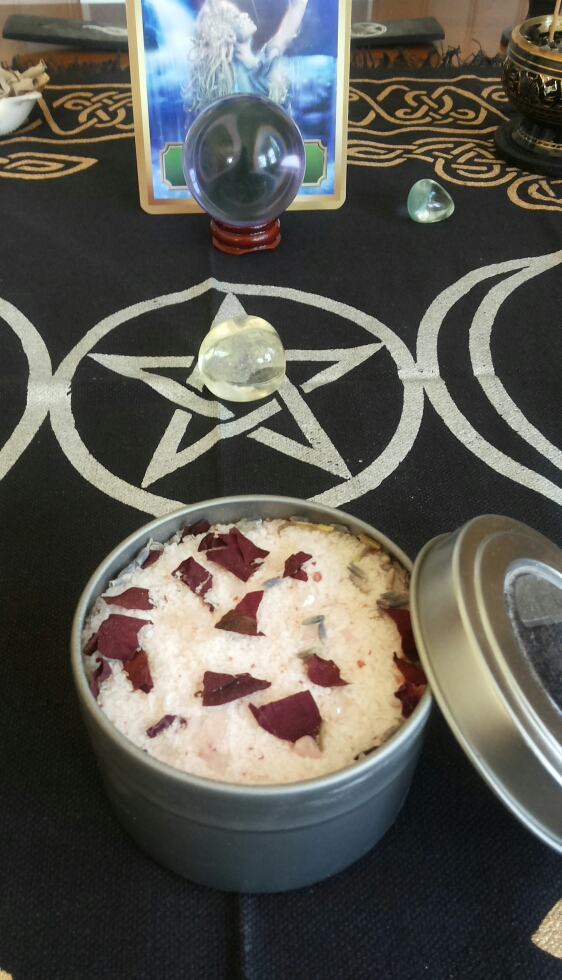 SpellBinders Witches Love Ritual Salt