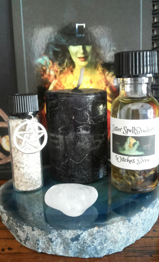 Witches Protection Power Set
