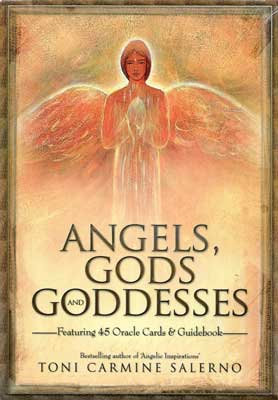 Angels, Gods & Goddesses d & bk