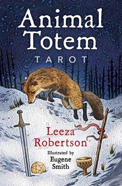 Animal Totem tarot deck & book by Leeza Robertson