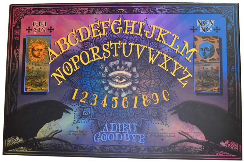 Ravens Psychic Oracle (Ouija Board) by Charme Et Sortilege