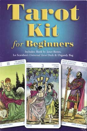 Deck: Tarot Kit for Beginners