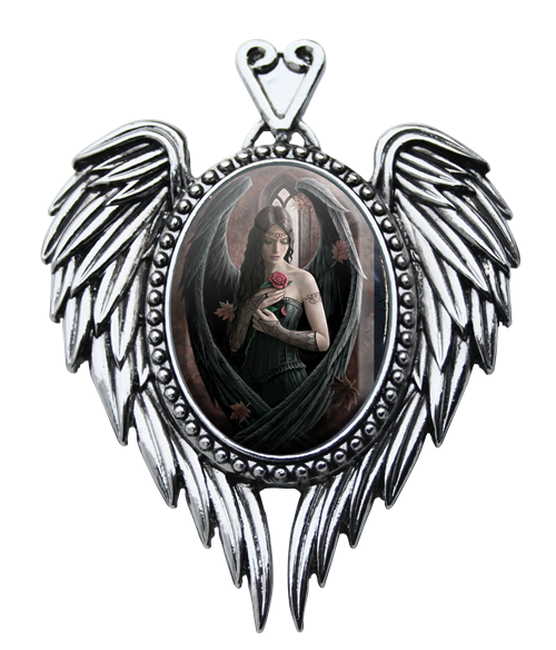 Angel Rose Cameo
