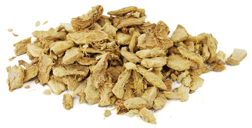 Ginger Root cut 1oz