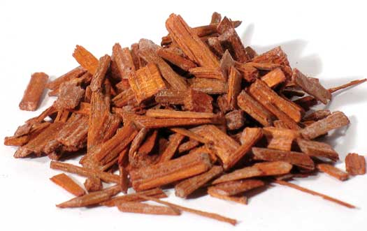 Sandalwood chips red1oz