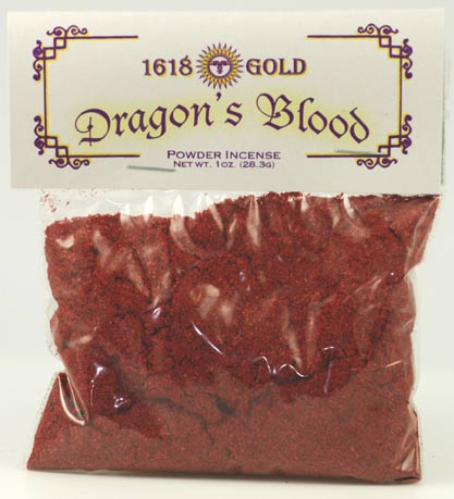 1oz Dragons Blood incense