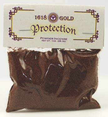 Protection Incense 1oz