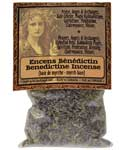Benedict resin/ herb incense
