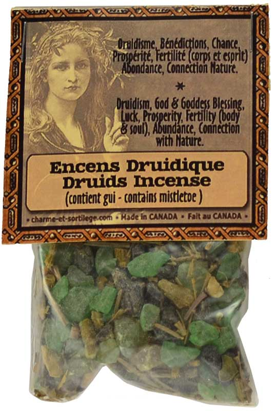 Druids resin/ herb incense