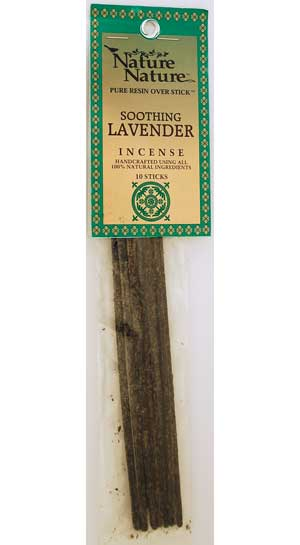 Lavender nature stick