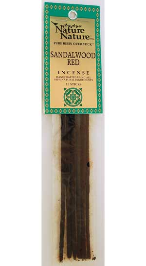 Sandalwood Red nature stick