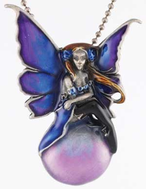 Floating Fairy Necklace