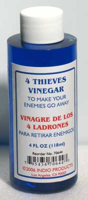 4 Thieves Vinegar 4oz