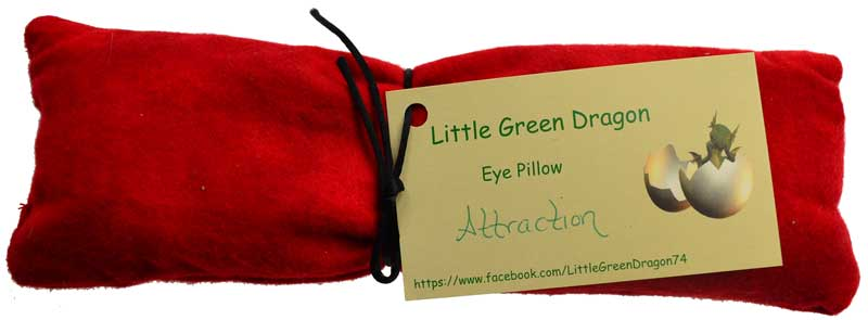 Eye Pillow: Attraction