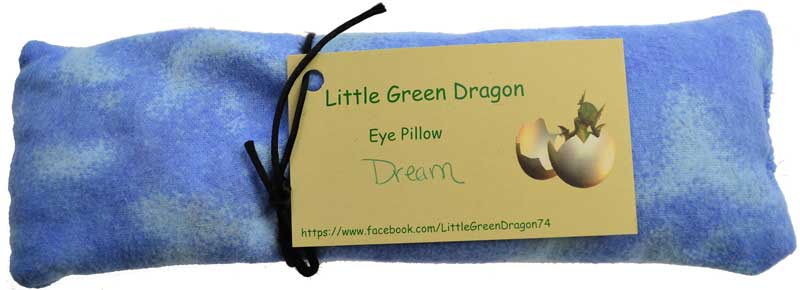 Eye Pillow: Dream