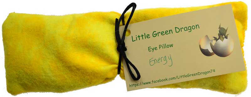 Eye Pillow: Energy