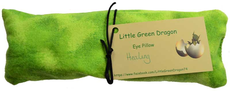 Eye Pillow: Healing