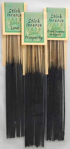 Gold Stick Incense